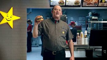 Hardee's Angus Thickburger Melts TV Spot, 'The Right Way' Featuring David Koechner - Thumbnail 1
