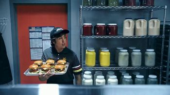 Hardee's Angus Thickburger Melts TV Spot, 'The Right Way' Featuring David Koechner - Thumbnail 5