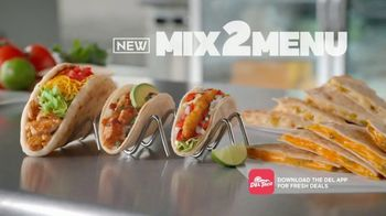 Del Taco Mix2Menu TV Spot, 'New DEALicious' - Thumbnail 7