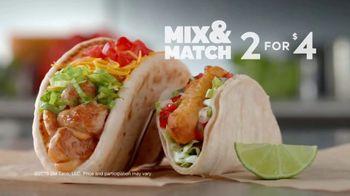 Del Taco Mix2Menu TV Spot, 'New DEALicious' - Thumbnail 6