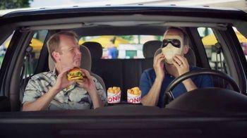 Sonic Drive-In Carhop Classic TV Spot, 'Heist'