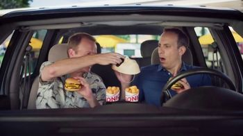 Sonic Drive-In Carhop Classic TV Spot, 'Heist' - Thumbnail 4