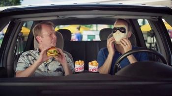 Sonic Drive-In Carhop Classic TV Spot, 'Heist' - 11666 commercial airings
