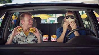 Sonic Drive-In Carhop Classic TV Spot, 'Heist' - Thumbnail 7
