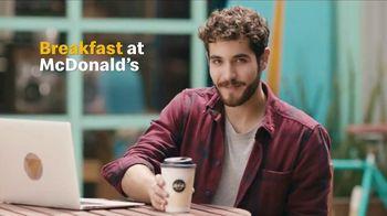 McDonald's TV Spot, 'Winter Weather Blowing Through' - Thumbnail 9