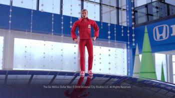 Happy Honda Days Sales Event TV Spot, '2018 Holidays: Six Million Dollar Man' [T2] - Thumbnail 2