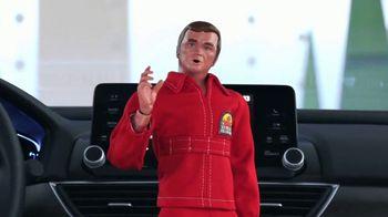 Happy Honda Days Sales Event TV Spot, '2018 Holidays: Six Million Dollar Man' [T2] - Thumbnail 7