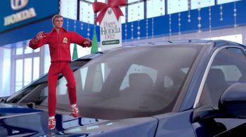 Happy Honda Days Sales Event TV Spot, '2018 Holidays: Six Million Dollar Man' [T2] - Thumbnail 8