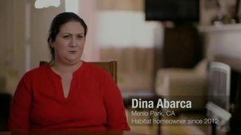Habitat For Humanity TV Spot, 'Our Castle' - Thumbnail 1