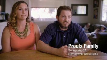 Habitat For Humanity TV Spot, 'Proulx Family'