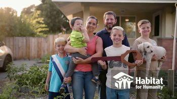 Habitat For Humanity TV Spot, 'Proulx Family' - Thumbnail 7