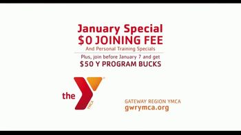 YMCA January Special TV Spot, 'Make a Change' - Thumbnail 9