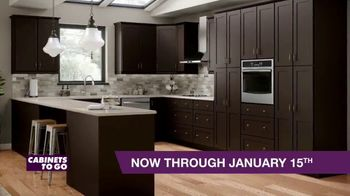 Cabinets To Go TV Spot, '20% Off Cabinets and Floors' - Thumbnail 2