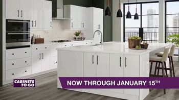 Cabinets To Go TV Spot, '20% Off Cabinets and Floors' - Thumbnail 3