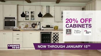 Cabinets To Go TV Spot, '20% Off Cabinets and Floors' - Thumbnail 5
