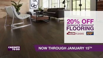 Cabinets To Go TV Spot, '20% Off Cabinets and Floors' - Thumbnail 6
