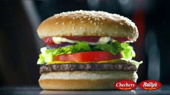 Checkers & Rally's 4 for $3 TV Spot, 'Nobody Competes'
