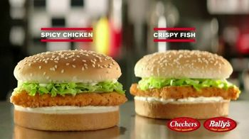 Checkers & Rally's 4 for $3 TV Spot, 'Nobody Competes' - Thumbnail 5