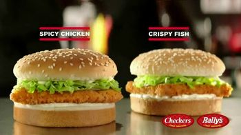 Checkers & Rally's 4 for $3 TV Spot, 'Nobody Competes' - Thumbnail 6