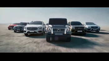 2019 Mercedes-Benz GLC TV Spot, 'Greatness' [T1] - 471 commercial airings