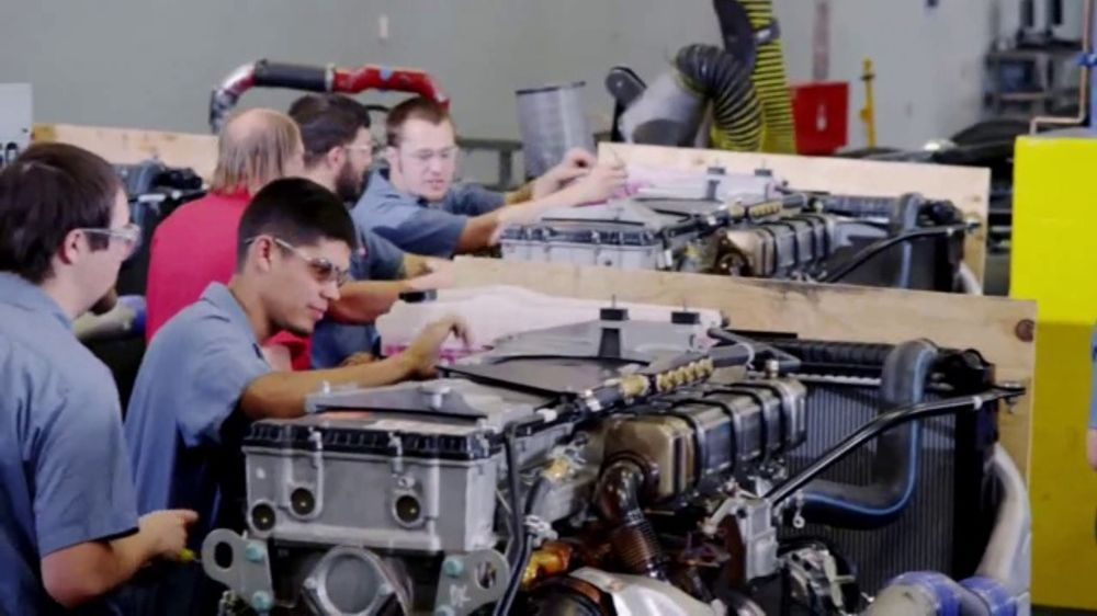 Lincoln Technical Institute Tv Commercial American Diesel Put Your Potential To Work Ispot Tv