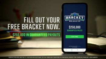 FanDuel Sportsbook TV Spot, 'Bracket Madness: Alarm' Song by Ricky Nelson