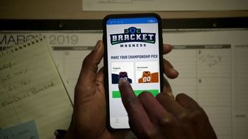 FanDuel Sportsbook TV Spot, 'Bracket Madness: Alarm' Song by Ricky Nelson - Thumbnail 3