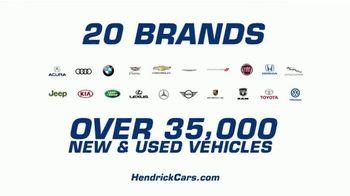 Hendrick Automotive Group TV Spot, 'Every Hendrick Location' - Thumbnail 4