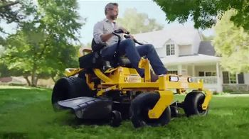 Cub Cadet Ultima Series TV Spot, 'All-Around'