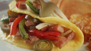 Denny's Omelettes TV Spot, 'Good Deal' - Thumbnail 7