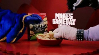Ritz Crackers Crisp & Thins TV Spot, 'Make Gameday Rich' - Thumbnail 7