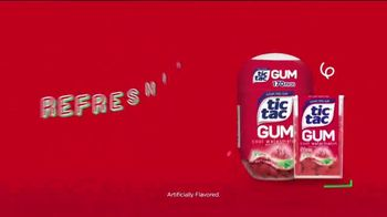 Tic Tac Cool Watermelon Gum TV Spot, 'Watermelons' - Thumbnail 9