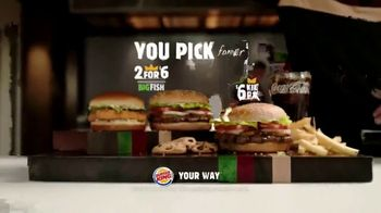Burger King TV Spot, 'All By Myself' Song by Eric Carmen - Thumbnail 8