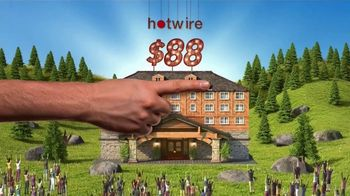 Hotwire TV Spot, 'The Hotwire Effect: Nature'