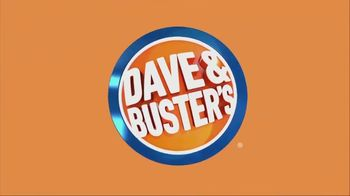 Dave and Buster's TV Spot, 'This Spring Break' - Thumbnail 1