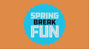 Dave and Buster's TV Spot, 'This Spring Break'