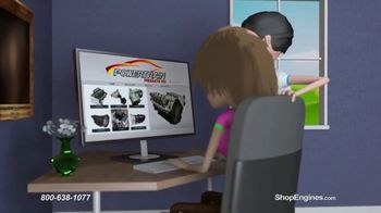 Powertrain Products TV Spot, 'The Right Replacement Engine' - Thumbnail 3