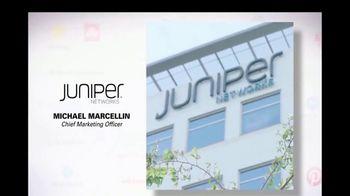 Oracle Cloud TV Spot, 'Oracle Cloud Customers: Juniper Networks' - Thumbnail 5