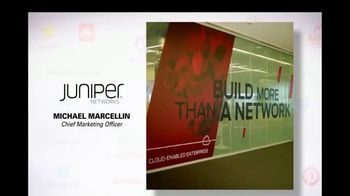 Oracle Cloud TV Spot, 'Oracle Cloud Customers: Juniper Networks' - Thumbnail 6