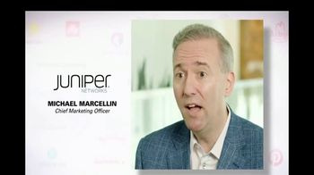 Oracle Cloud TV Spot, 'Oracle Cloud Customers: Juniper Networks' - Thumbnail 7