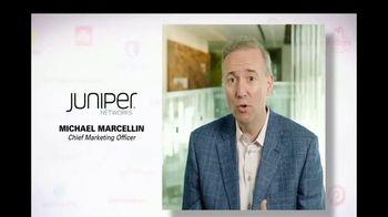 Oracle Cloud TV Spot, 'Oracle Cloud Customers: Juniper Networks' - Thumbnail 8
