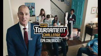 ESPN Tournament Challenge TV Spot, 'Devoted' Featuring Jay Bilas - Thumbnail 10