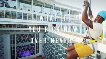 Royal Caribbean Cruise Lines TV Spot, 'Start Wandering: 30% Off' Song by Mapei - Thumbnail 3