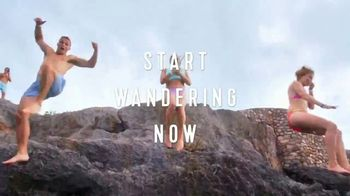 Royal Caribbean Cruise Lines TV Spot, 'Start Wandering: 30% Off' Song by Mapei - Thumbnail 5