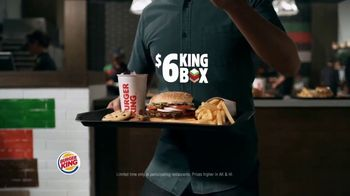 Burger King $6 King Box TV Spot, 'Now With the Big Fish' - Thumbnail 2