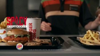 Burger King $6 King Box TV Spot, 'Now With the Big Fish' - Thumbnail 5