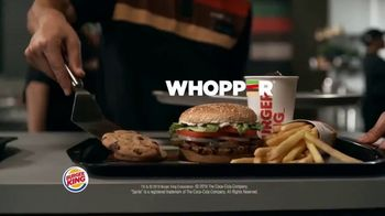 Burger King $6 King Box TV Spot, 'Now With the Big Fish' - Thumbnail 6