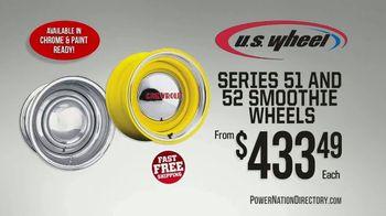 PowerNation Directory TV Spot, 'Smoothie Wheels, Digital Gauges, Headers & Distributors' - Thumbnail 3