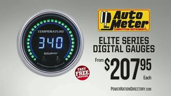 PowerNation Directory TV Spot, 'Smoothie Wheels, Digital Gauges, Headers & Distributors' - Thumbnail 6