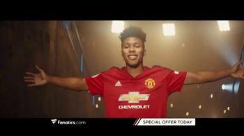 Fanatics.com TV Spot, 'Every Football Club' - Thumbnail 1